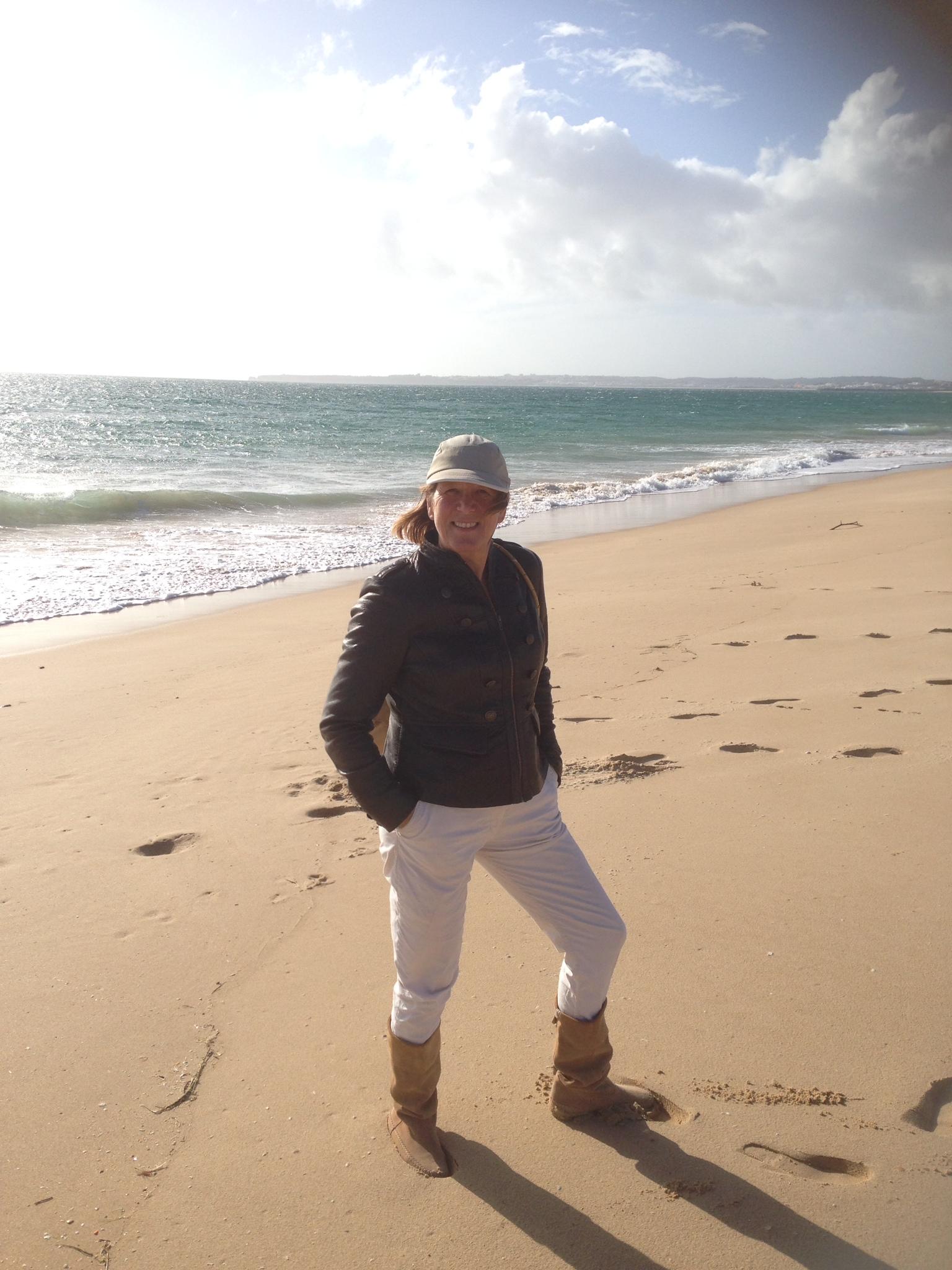 Beach Alvor Portugal